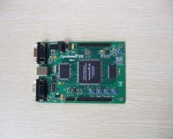 USB2.0+FPGA开发板 68013