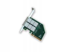 PCIex8 QSFP+外扩展子卡