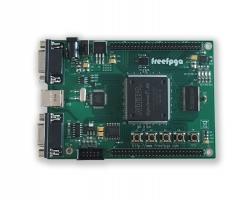 USB2.0+FPGA开发板2232
